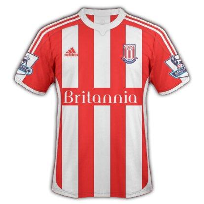 Stoke City Home Kit