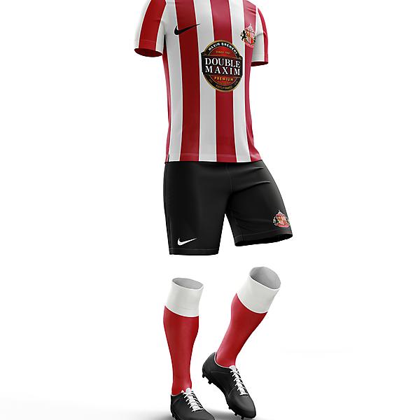 Sunderland Home Nike Maxim 2020/21