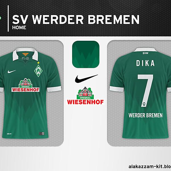 SV Werder Bremen Home