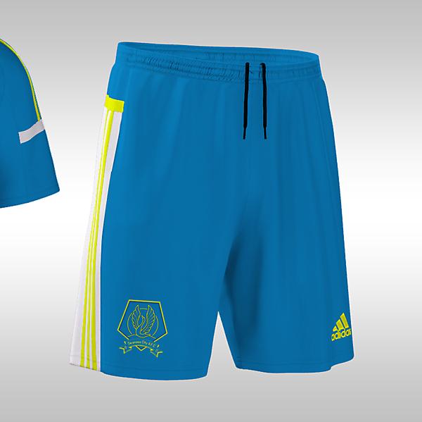 Swansea Away Kit Design