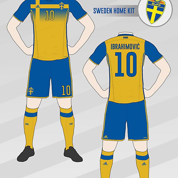 Sweden Home Kit