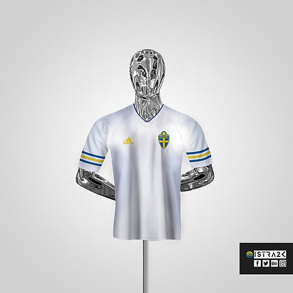 Sweden X Adidas - Away