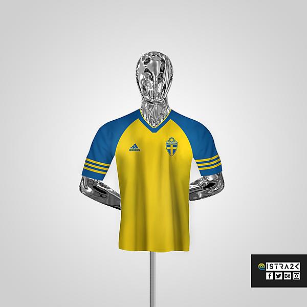 Sweden X Adidas - Home