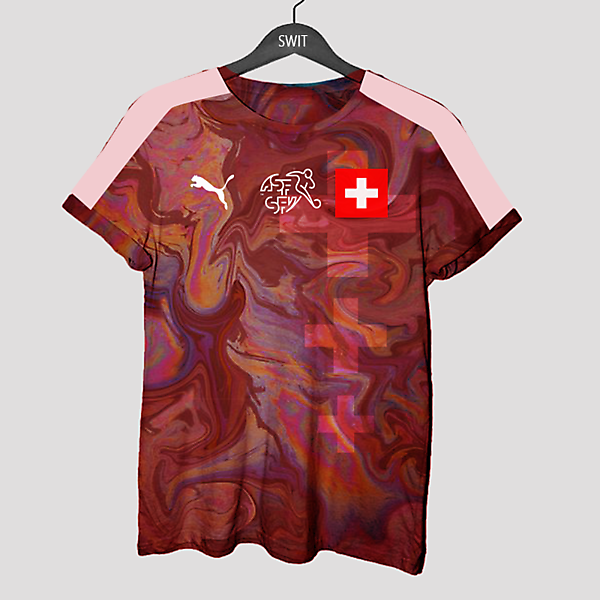 Switzerland Jersey 2017
