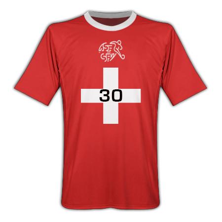 World Cup 2010 - Switzerland