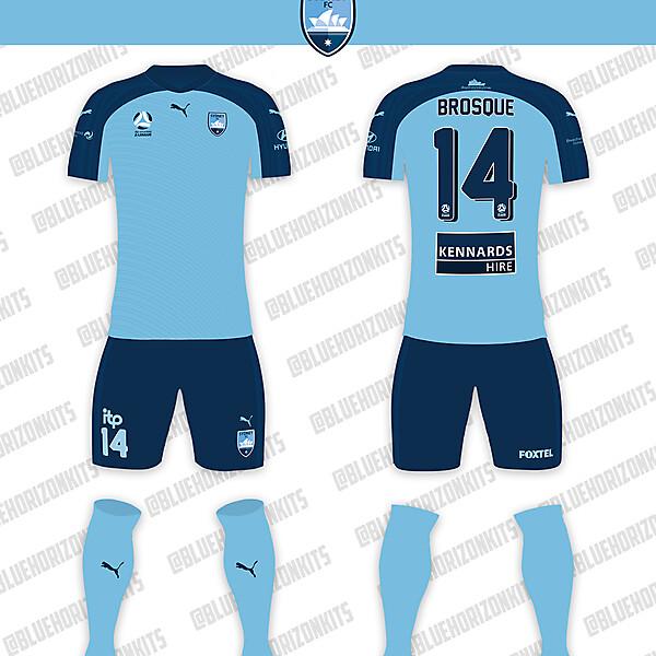 Sydney FC Home Kit