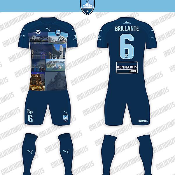 Sydney FC Third Kit