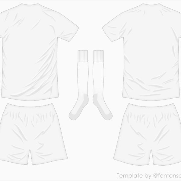 Template - Design Football League Ready