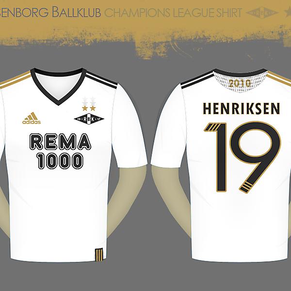 Rosenborg Home Shirt