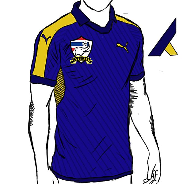 Thailand Puma Kit