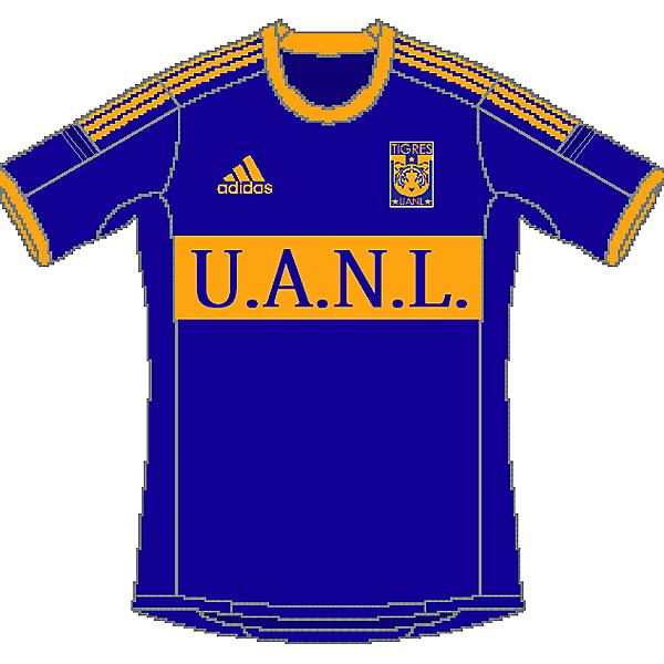 Tigres UANL Adidas Kits
