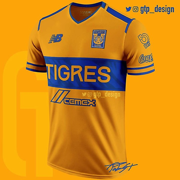 Tigres UANL Home
