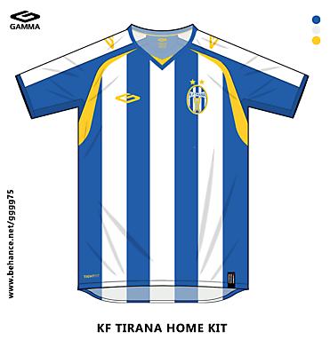tirana home kit