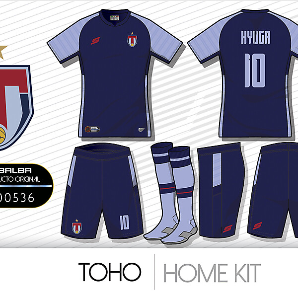 Toho Home kit