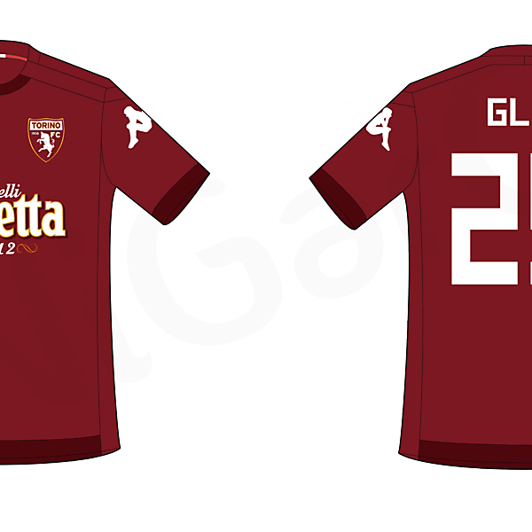Torino FC - Kappa
