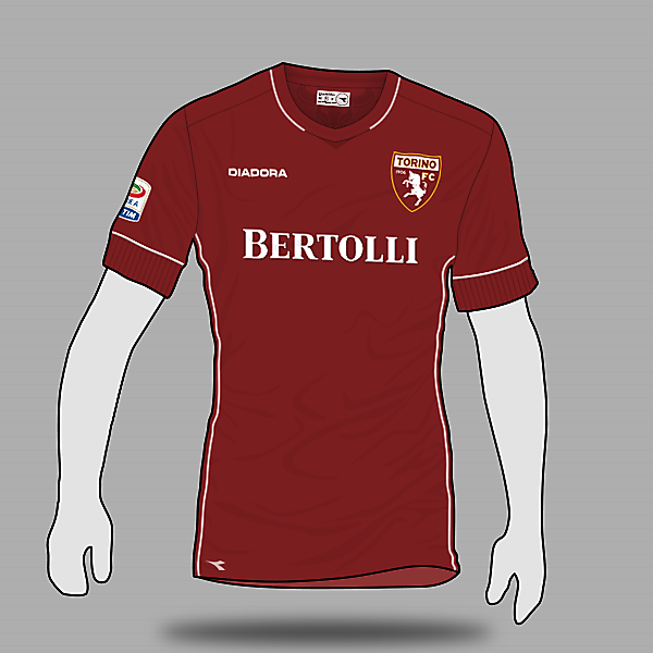 Torino FC   Home Kit