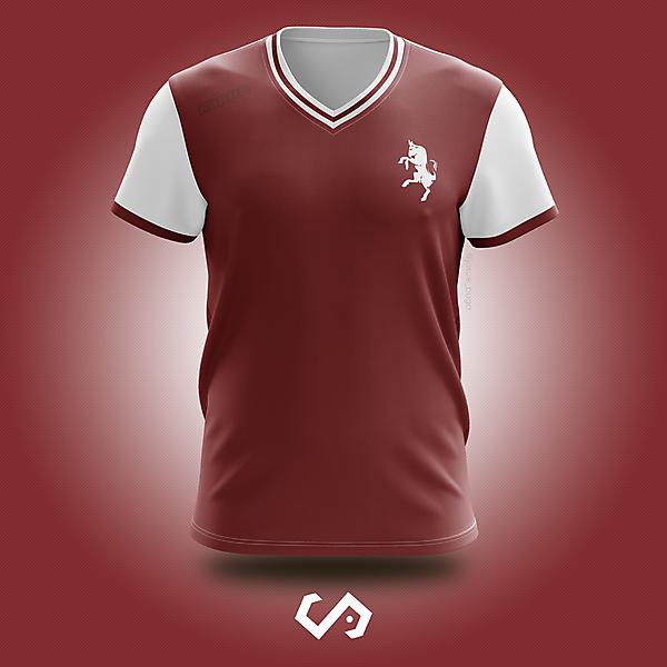 Torino FC Home Jersey