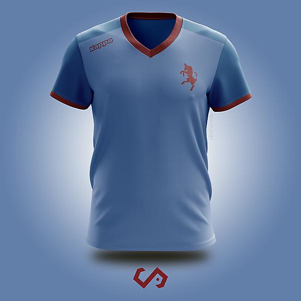 Torino FC Third Jersey