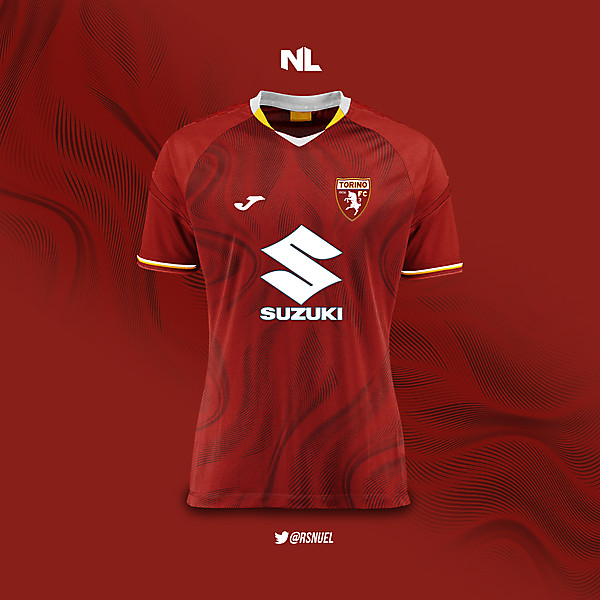 Torino Football Club - Home Kit 2020/21 Concept