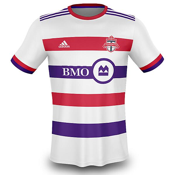 Toronto FC Away Kit (Toronto Raptors Inspired)