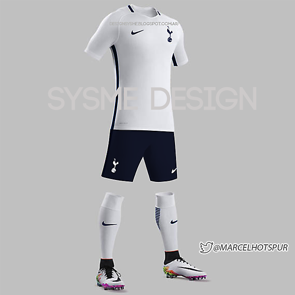Tottenham | home kit 2017 ?