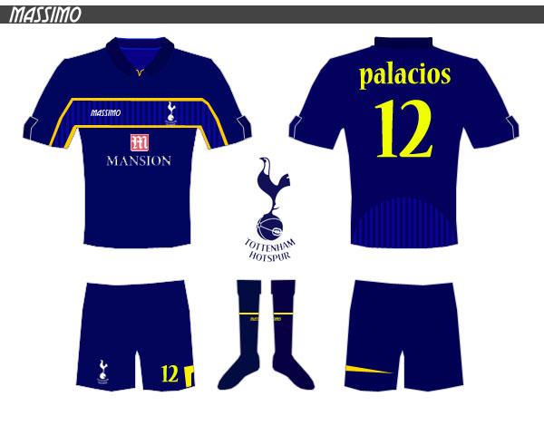 Tottenham Away