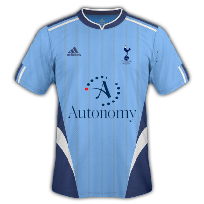 Tottenham Away Fantasy  Kit (Adidas)