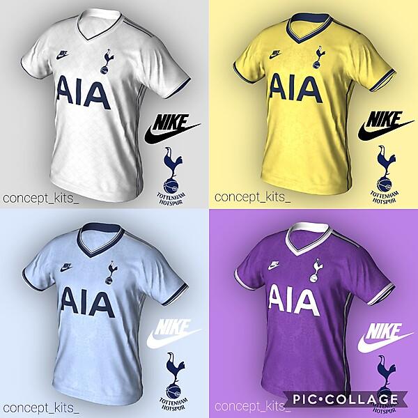 Tottenham concepts