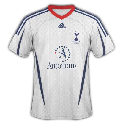 Tottenham Home Fantasy Kit (Adidas)