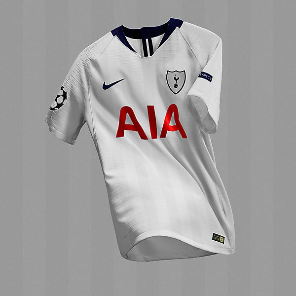 Tottenham Home Concept Kit