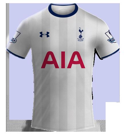 Tottenham Home Kit