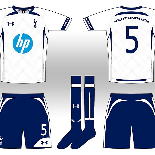 Tottenham Hotspur - Home