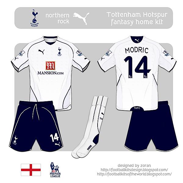 Tottenham Hotspur fantasy home