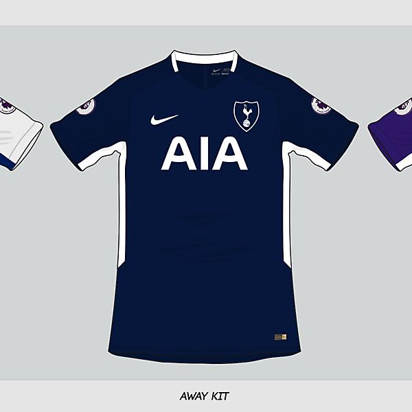 Tottenham Hotspur Kits