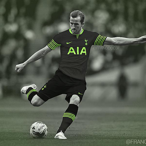 Tottenham Third