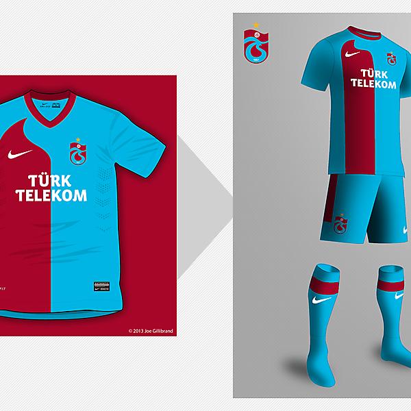 Trabzonspor Away 2D > 3D