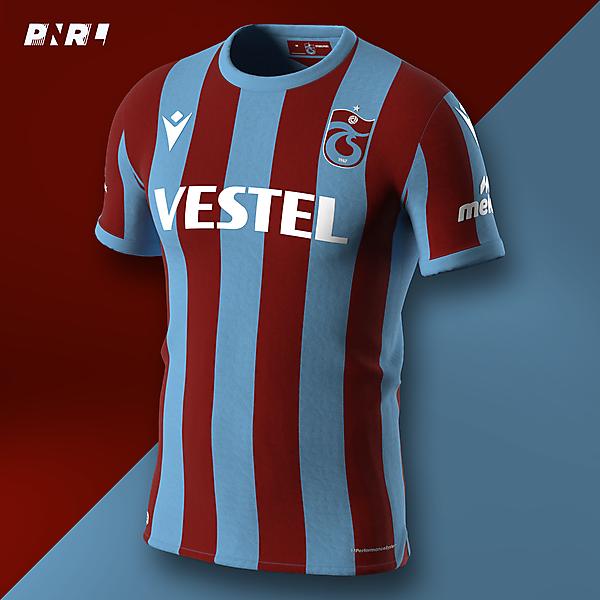 Trabzonspor Home Concept x Macron