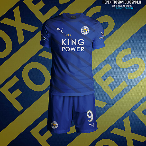 Tribute to Leicester - HOME