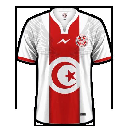 Tunisia (Home Kit)