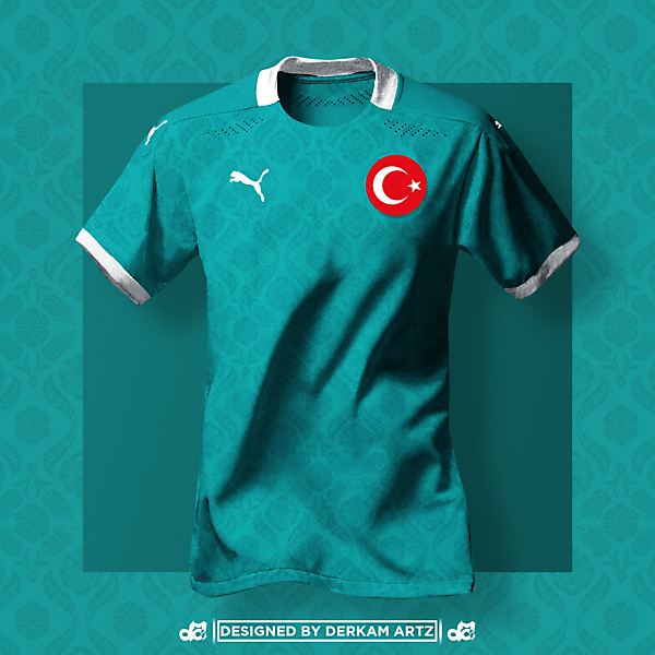 Turkey x Puma - Alternative Kit