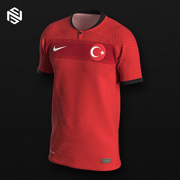 Turkey Away x Nike