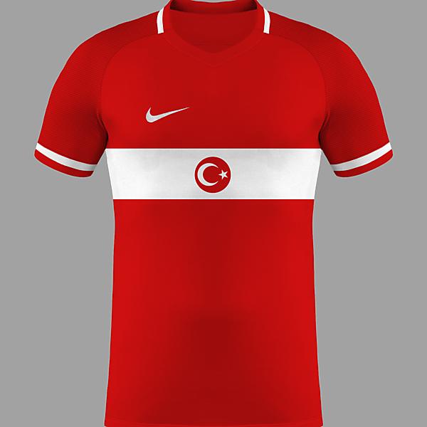 Turkey Euro 2016 Home ?