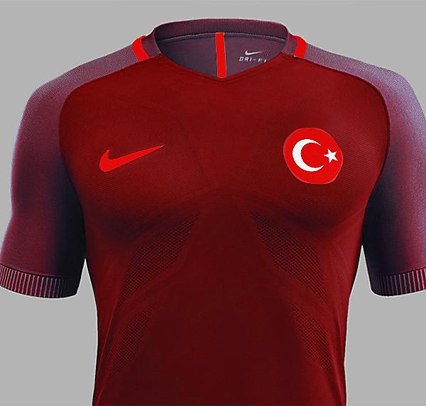 Turkey Jersey 2017