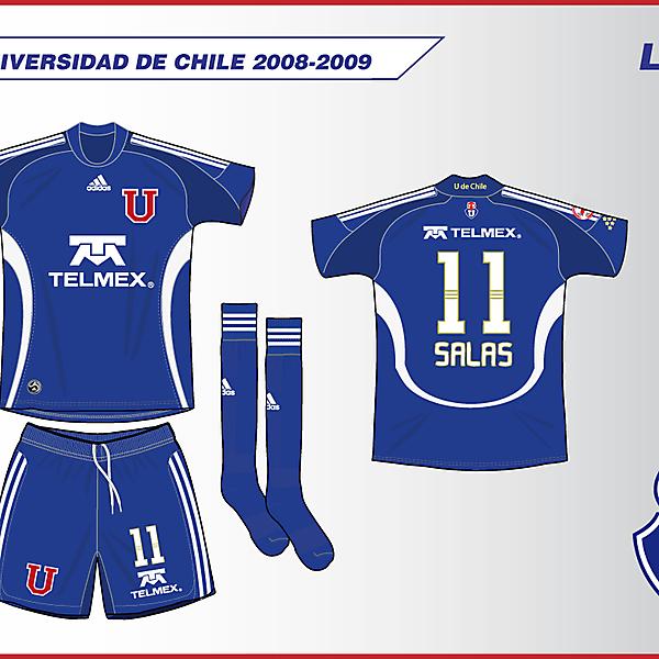 Universidad de Chile 2009 - adidas