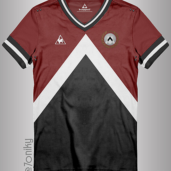 Udinese Away Le Coq