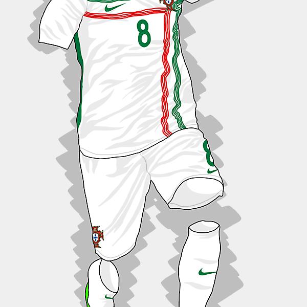 UEFA EURO 2016 - Portugal Away Kit