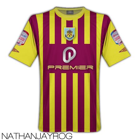Burnley Umbro Concept