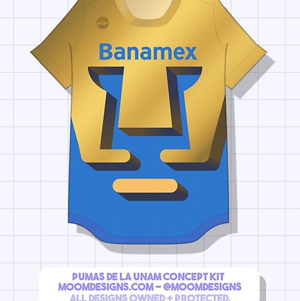 UNAM PUMAS Concept Kit