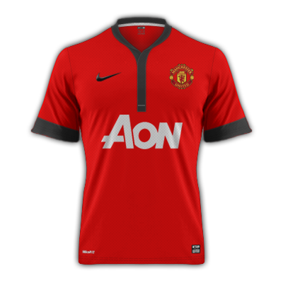 Manchester Uinted Home Fantasy