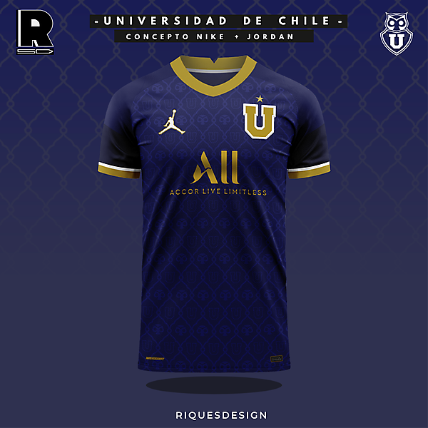 Universidad de Chile - Concepto Jordan